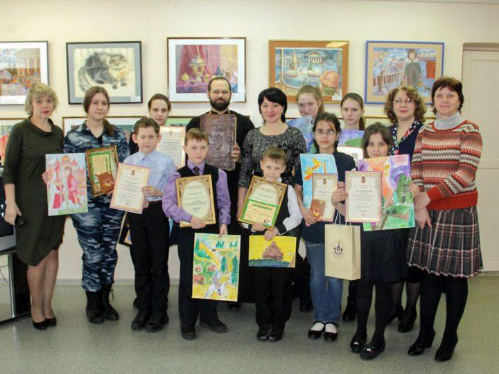 В Мариинской епархии завершился конкурс изобразительного искусства
