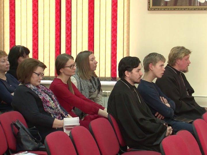 В Кемеровской епархии состоялся педсовет ПБК