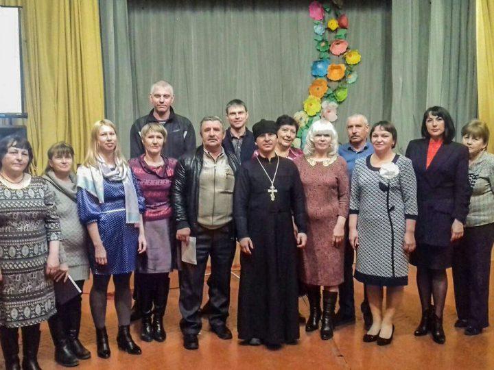 В Осинниках прошла литературная встреча на тему: «Любить Бога, Родину и ближних»