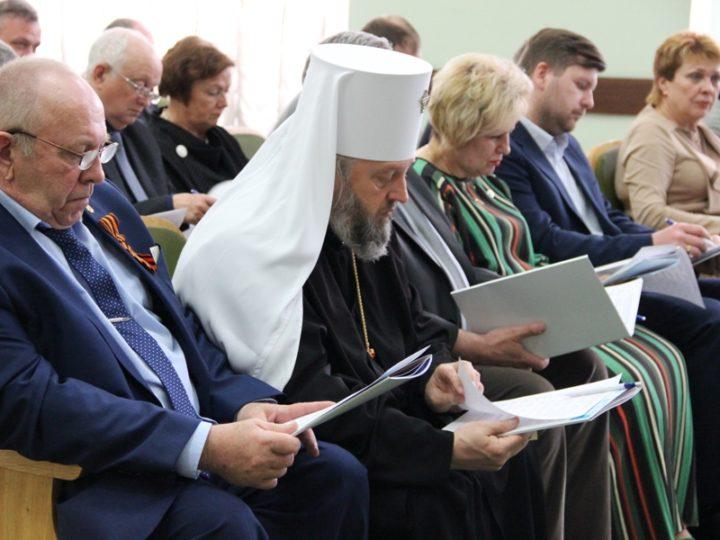 Глава митрополии принял участие в выборах Общественной палаты Кемеровской области