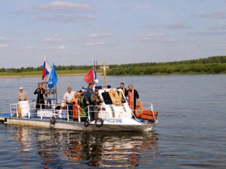 В Кузбасской митрополии состоится традиционный крестный ход-сплав