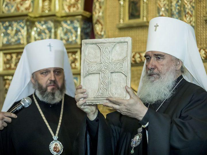 Председатель Издательского Совета Русской Православной Церкви посетил Кузбасскую семинарию