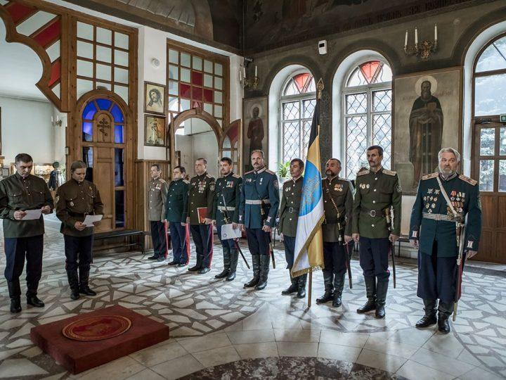 Правящий архиерей возглавил присягу казаков