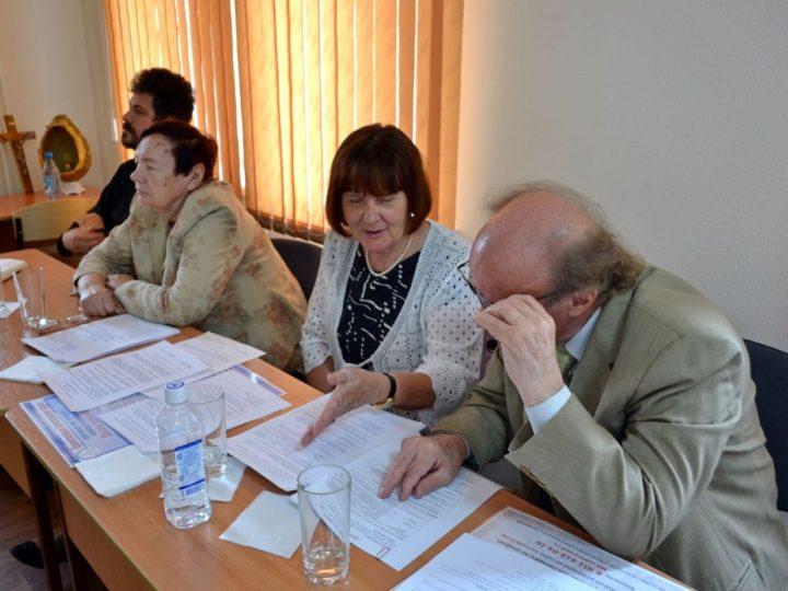 На богословских курсах Кемерова состоялась аттестация преподавателей