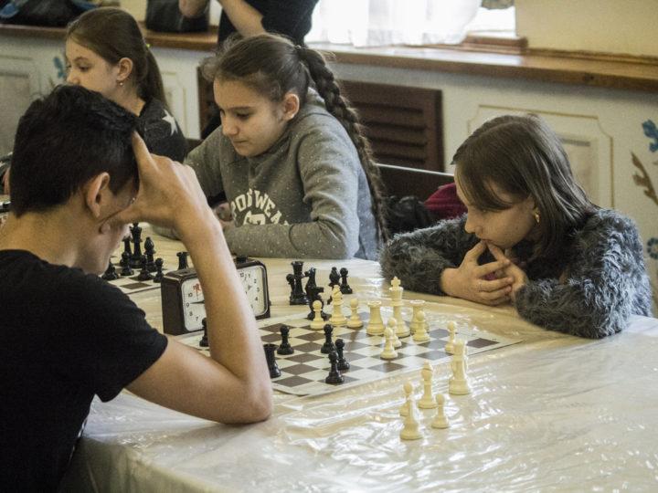 На территории Кемеровского епархиального управления состоялся VI областной турнир по шахматам среди молодёжи