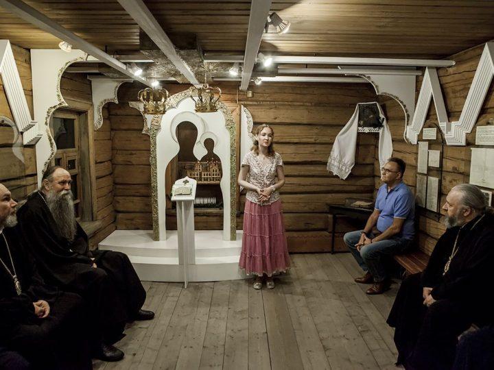 Глава митрополии и гости из Сербской Церкви посетили Новокузнецк