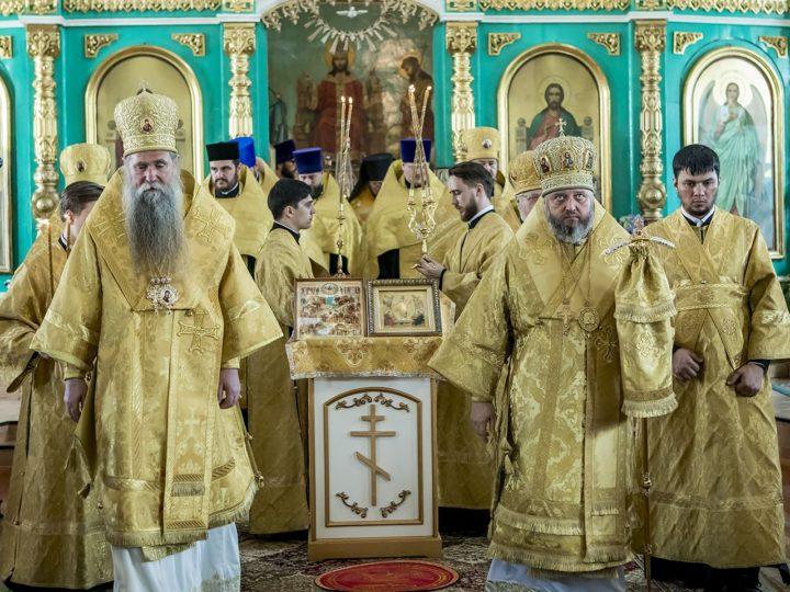 9 июня в Кузбасс прибыл епископ Будимлянско-Никшичский Иоанникий