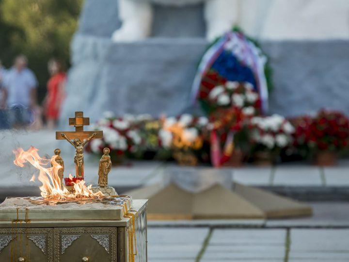 В областной столице прошла Всероссийская акция «Свеча памяти»