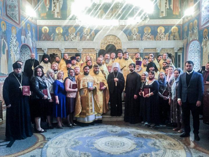 Представитель Мариинской епархии принял участие в семинаре по вопросам религиозного образования в Москве