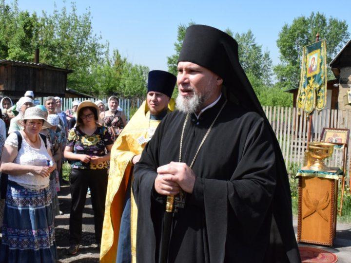 В Новокузнецкой епархии состоялся Ильинский крестный ход
