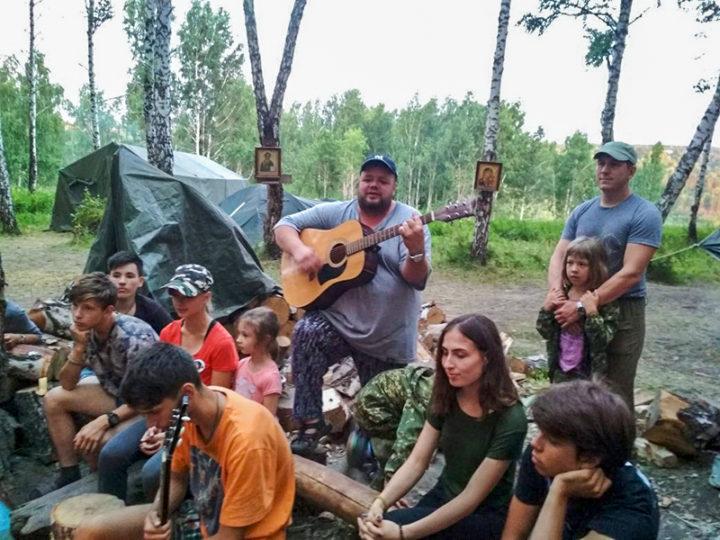 Православный лагерь «Вифлеемская звезда» завершил смену