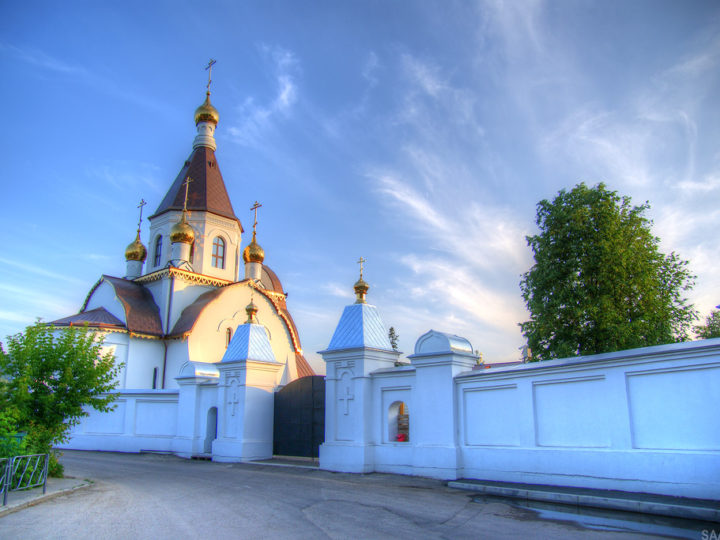 Паломническая служба Кемеровской епархии приглашает в многодневную поездку в Красноярск