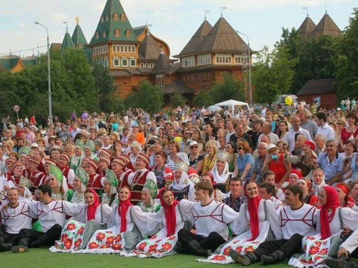 Колокольные звоны Древней Руси прозвучат на фестивале «Русское поле» в Коломенском