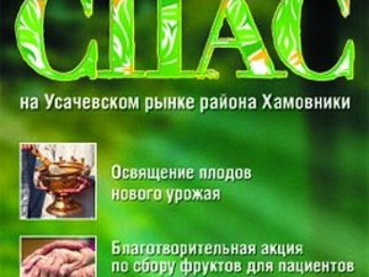 На благотворительной акции «Яблочный Спас» соберут фрукты для подопечных Первого Московского хосписа
