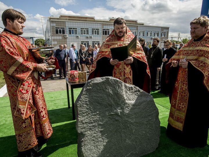 На Кузбасском литейном заводе будет построен храм