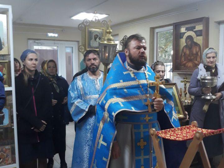 Храм в честь святого праведного Симеона Верхотурского отметил свой престольный праздник