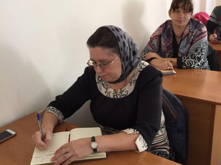 На Православных богословских курсах Новокузнецка состоялось рабочее совещание