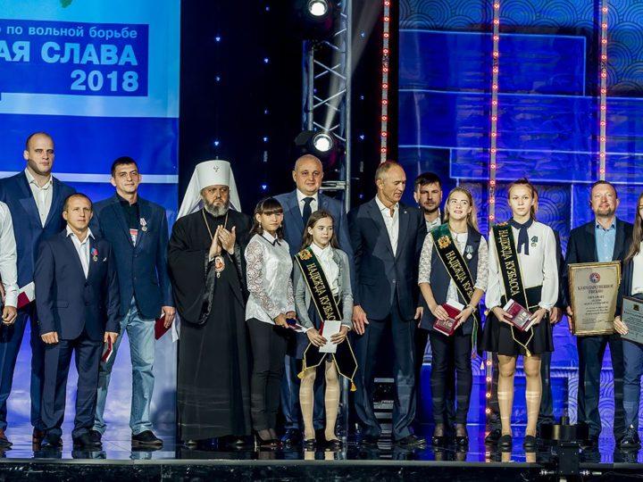 Митрополит принял участие в открытии турнира «Шахтёрская слава»
