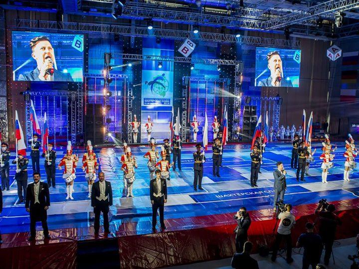 22 августа 2018 г. Участие главы митрополии в борцовском турнире «Шахтерская слава»