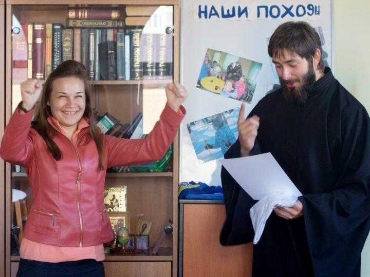 Завершился конкурс «Я православный волонтёр Кемерова»