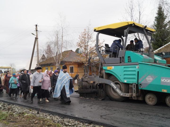 В Новокузнецке прошёл крестный ход в память о первом православном храме