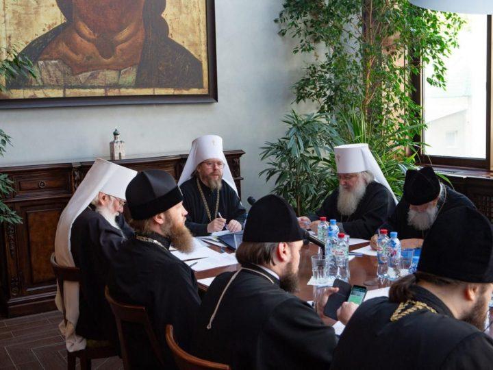 Состоялось заседание Организационного комитета по подготовке и проведению празднования 800-летия со дня рождения святого благоверного князя Александра Невского