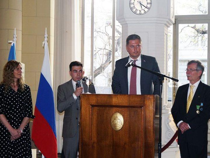 В Законодательном собрании Буэнос-Айреса открылась выставка о семье Николая II
