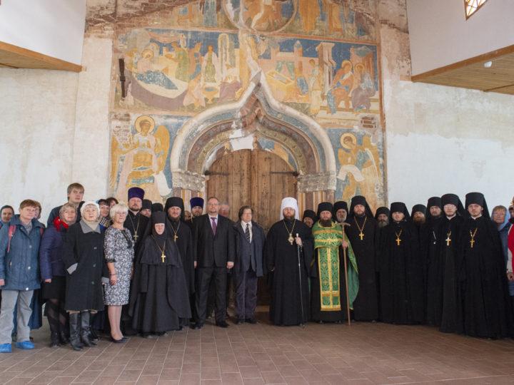 В Вологодской митрополии возрожден исторический Богородице-Рождественский Ферапонтов монастырь