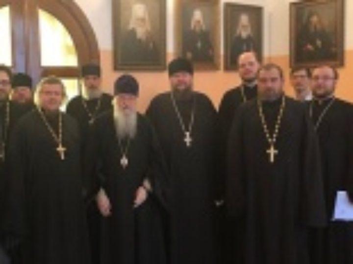 Во Владимире прошел семинар, организованный Синодальным миссионерским отделом