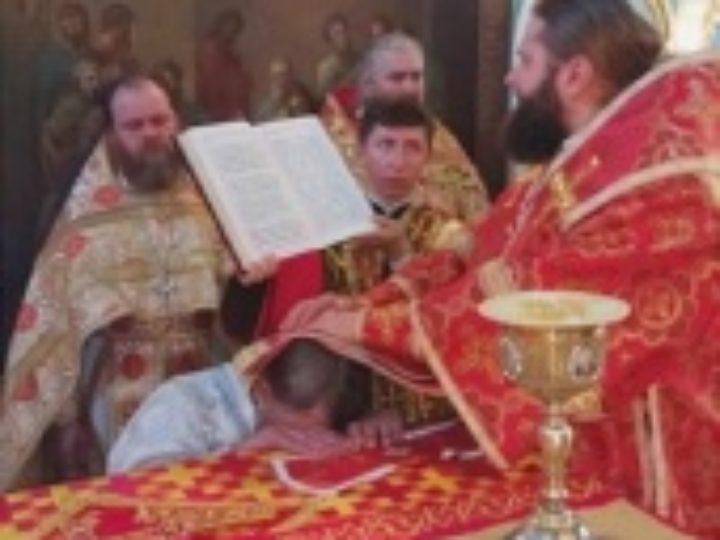 В Ровенской епархии бывший священник «Киевского патриархата» после покаяния рукоположен в сан диакона