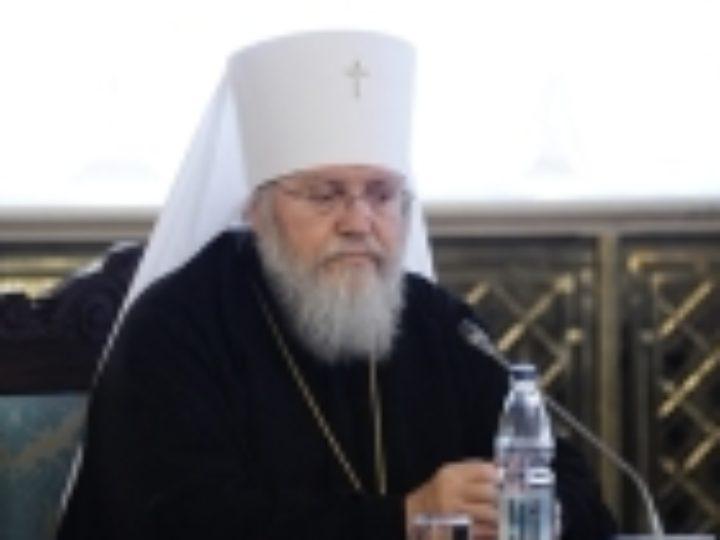 Первоиерарх Русской Зарубежной Церкви подчеркнул, что Константинополь не имеет права снимать анафему с украинских церквей
