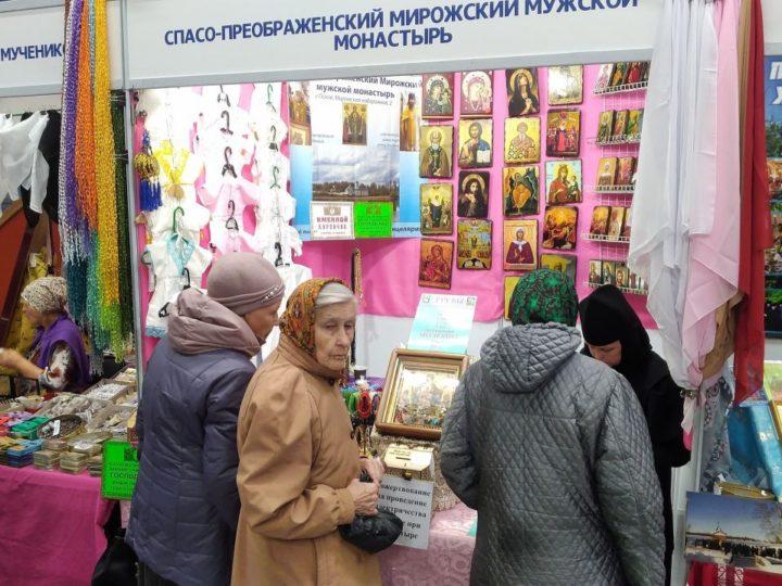 V Международная православная выставка-ярмарка начала свою работу в Кемерове