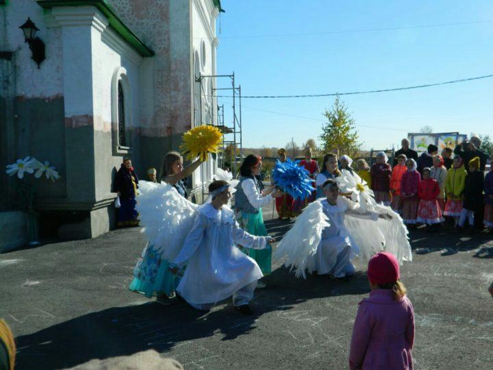 Жители села Панфилово отметили престольный праздник и юбилей храма