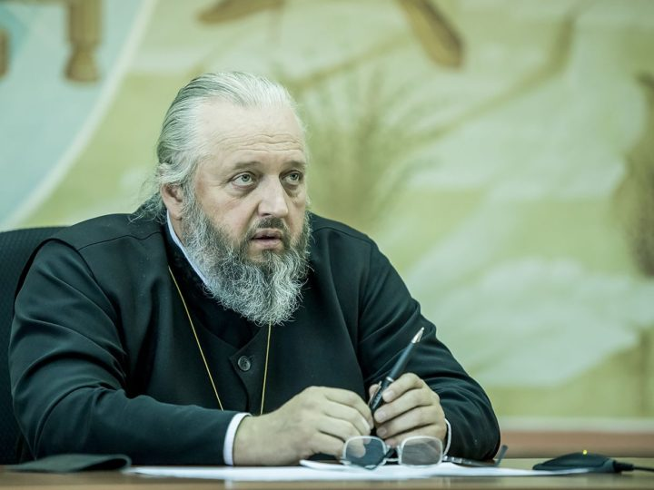 Глава митрополии возглавил традиционное совещание руководителей отделов Кемеровской епархии