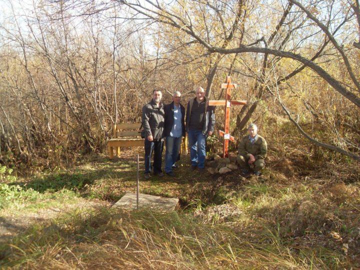 Общественная организация «Духовные традиции земли Кузнецкой» почтила память священномученика Амфилохия