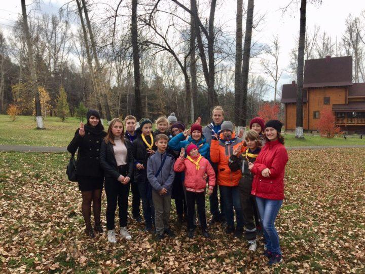 В Кузбассе с дружественным визитом побывали следопыты из Финляндии