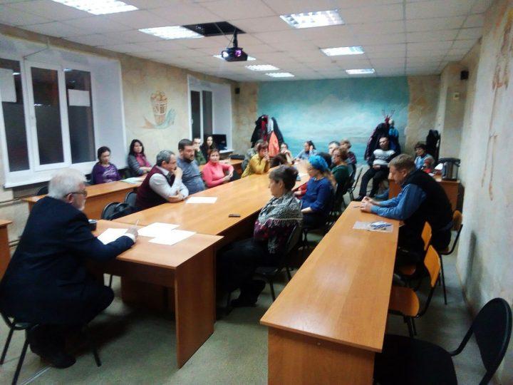 В Новокузнецке на базе богословских курсов открыт клуб любителей истории