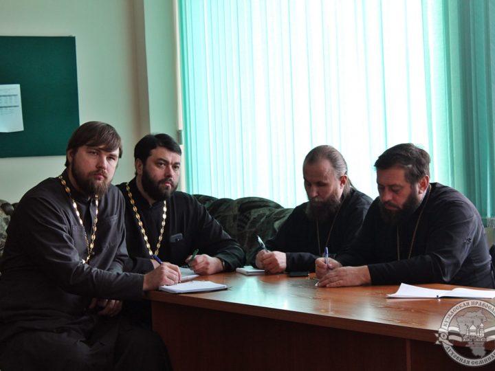 В кузбасской духовной школе начала работу вторая группа курсов повышения квалификации священнослужителей