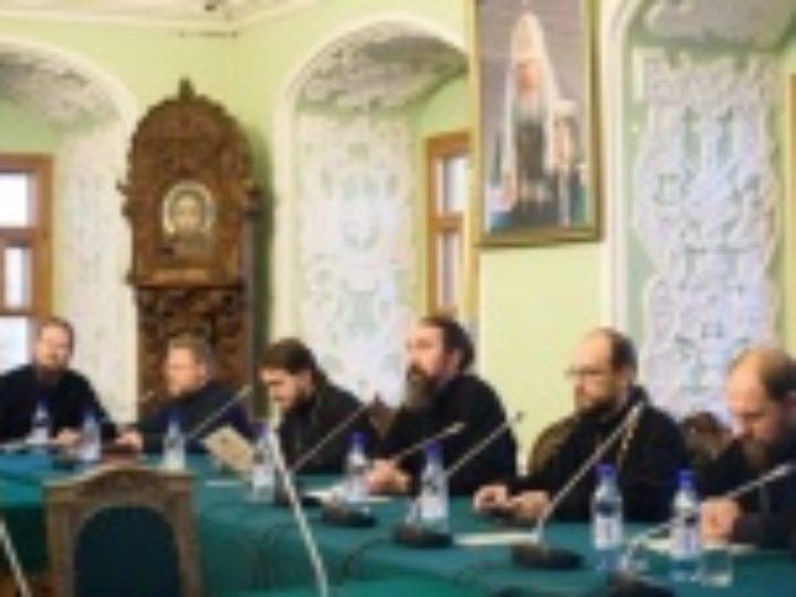 Кафедра библеистики Московской духовной академии провела XIII международную научно-богословскую конференцию