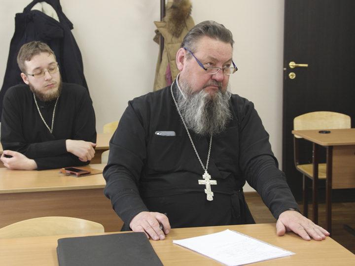 В Кемерове состоялся семинар для преподавателей богословских курсов Кемеровской епархии