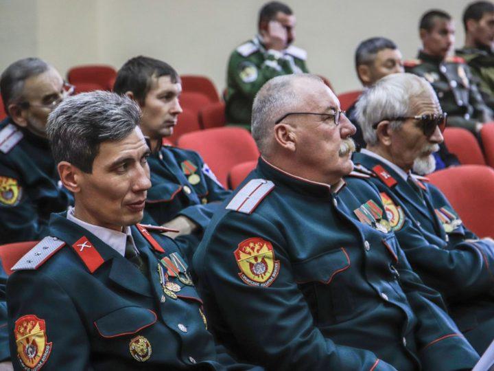 В Кемерове прошла конференция «Воспитание православной казачьей молодёжи. Вызовы современности»