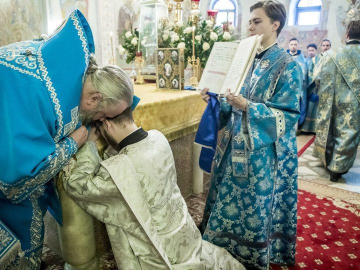 4 ноября 2018 г. Празднование Казанской иконы Божией Матери в Знаменском соборе Кемерова