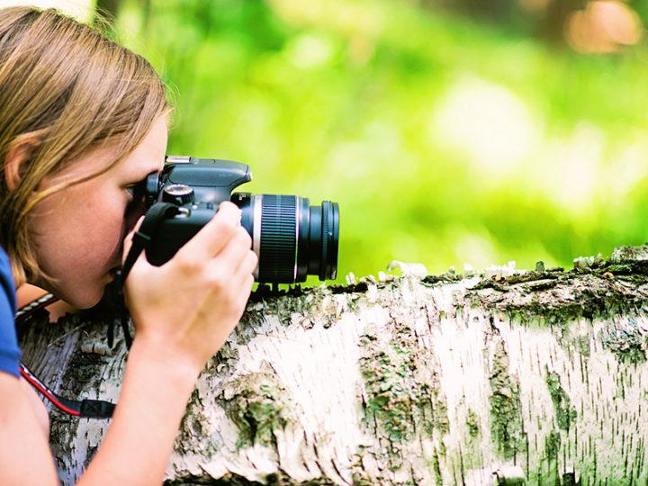 Радости через объектив фотокамеры