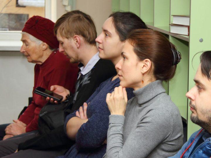 Православная гостиная: о проблемах духовности в семье