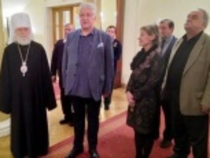 В Таллине состоялась презентация альбома «Моя малая Родина», посвященного Святейшему Патриарху Алексию II
