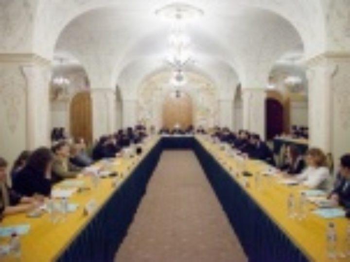 Состоялось итоговое заседание Оргкомитета XXVII Международных Рождественских чтений