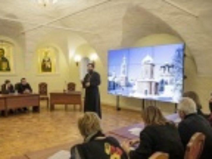 В Российском православном университете открылись курсы по подготовке журналистов к освещению православных праздников