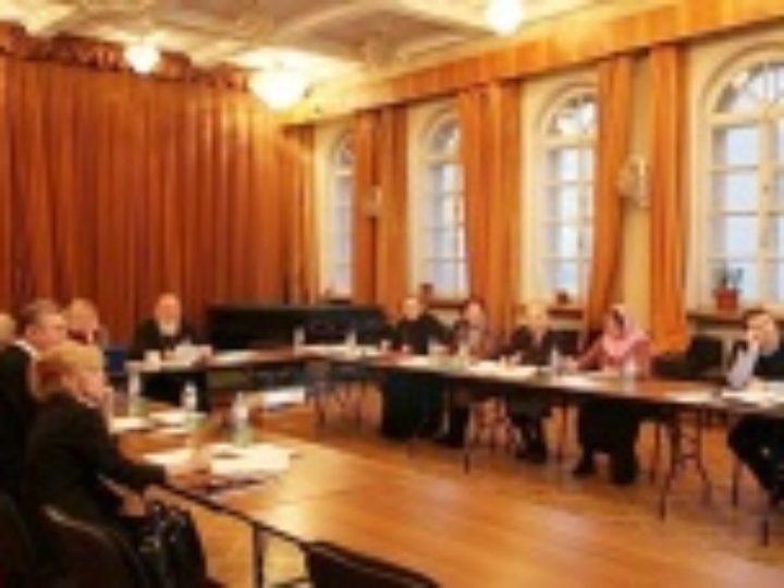 В Издательском Совете прошло заседание Экспертного совета по направлению «Культура» конкурса «Православная инициатива»