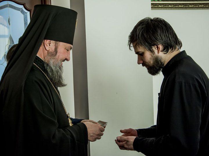 11 декабря 2018 г. Посещения гостями праздничных торжеств Новокузнецка и Кузбасской православной духовной семинарии