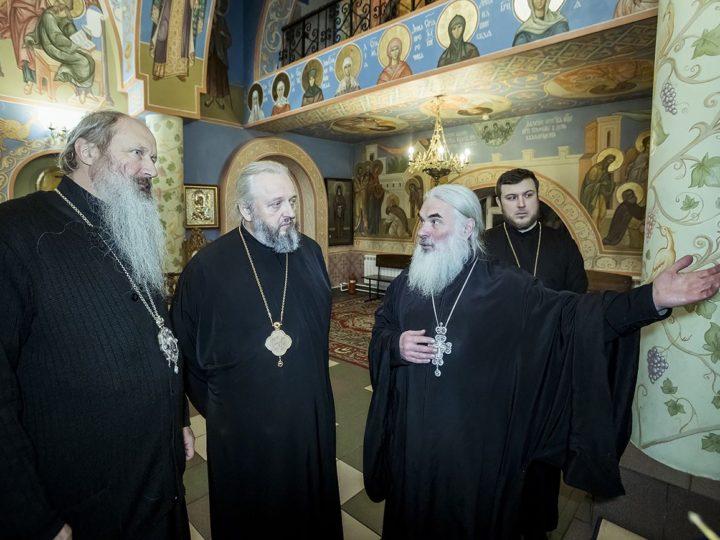 В Кузбасс прибывают участники праздничных торжеств по случаю 25-летия Кемеровской епархии